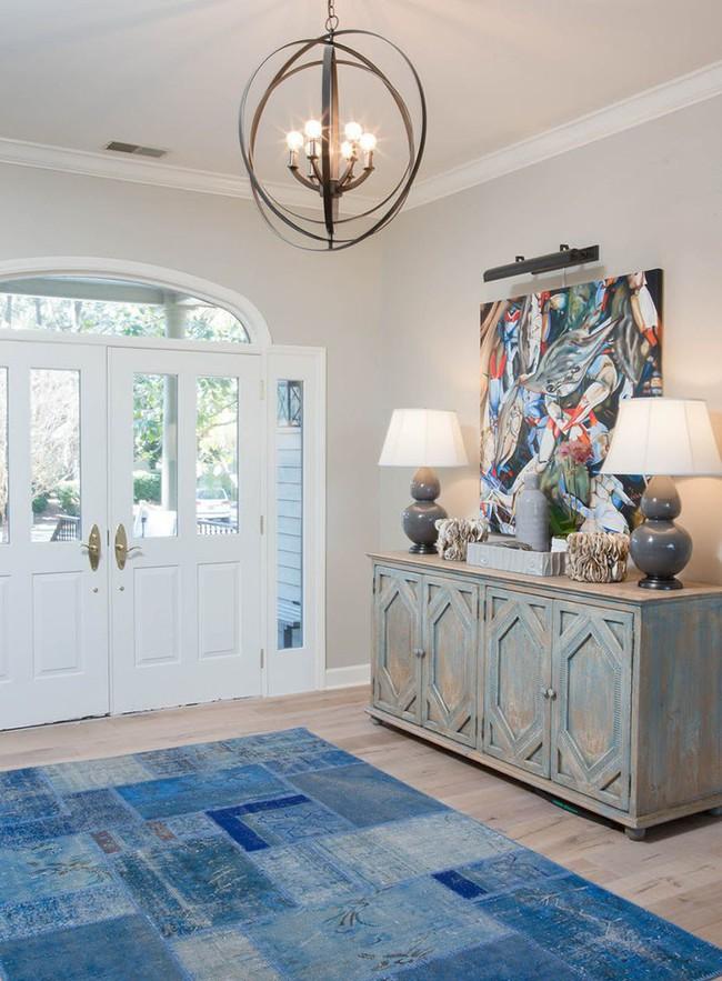 Muốn biết chủ nhân tinh tế đến đâu chỉ cần nhìn cách lựa chọn tranh trang trí trong nhà là biết - Ảnh 16.