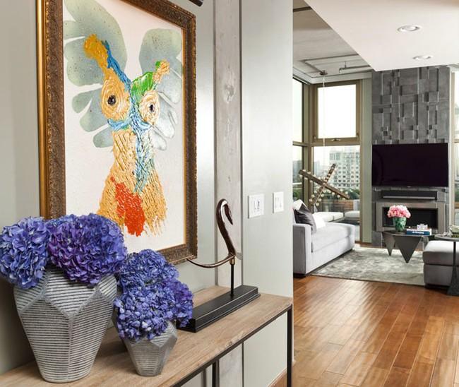 Muốn biết chủ nhân tinh tế đến đâu chỉ cần nhìn cách lựa chọn tranh trang trí trong nhà là biết - Ảnh 5.