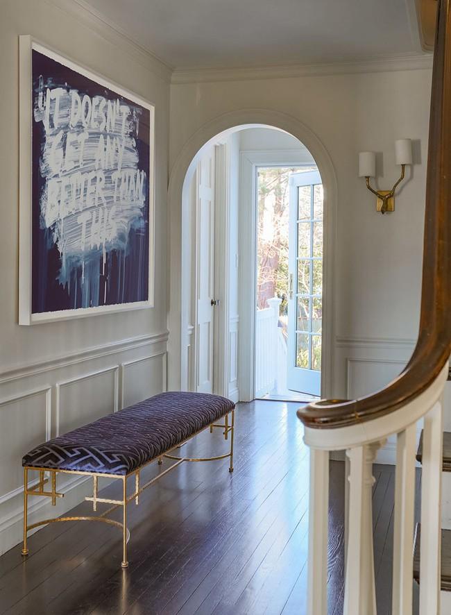 Muốn biết chủ nhân tinh tế đến đâu chỉ cần nhìn cách lựa chọn tranh trang trí trong nhà là biết - Ảnh 6.