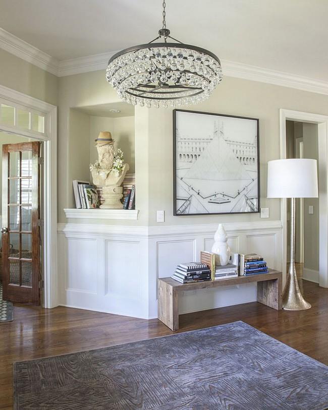 Muốn biết chủ nhân tinh tế đến đâu chỉ cần nhìn cách lựa chọn tranh trang trí trong nhà là biết - Ảnh 8.