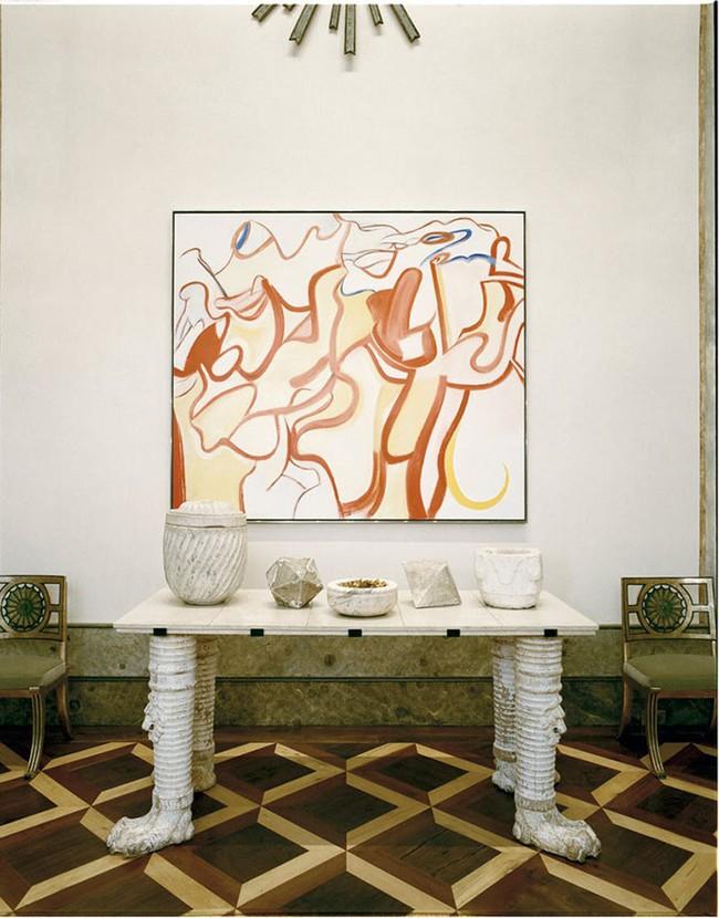 Muốn biết chủ nhân tinh tế đến đâu chỉ cần nhìn cách lựa chọn tranh trang trí trong nhà là biết - Ảnh 9.