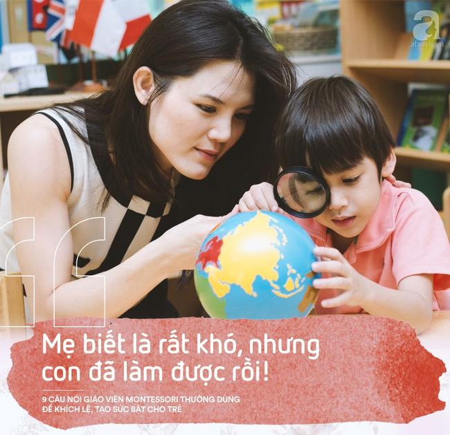 Học cách giáo viên Montessori nói với trẻ để nuôi dạy con thành người luôn mạnh mẽ và đầy tự tin - Ảnh 2.
