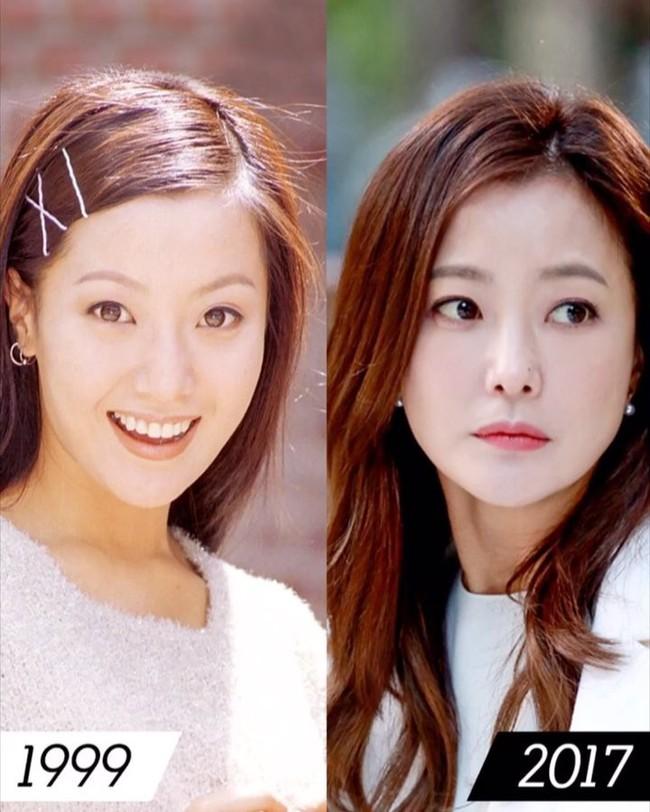 Gần 20 năm nhìn lại, các bảo bối nhan sắc của xứ Hàn này đã U40, U50 hết cả - Ảnh 22.