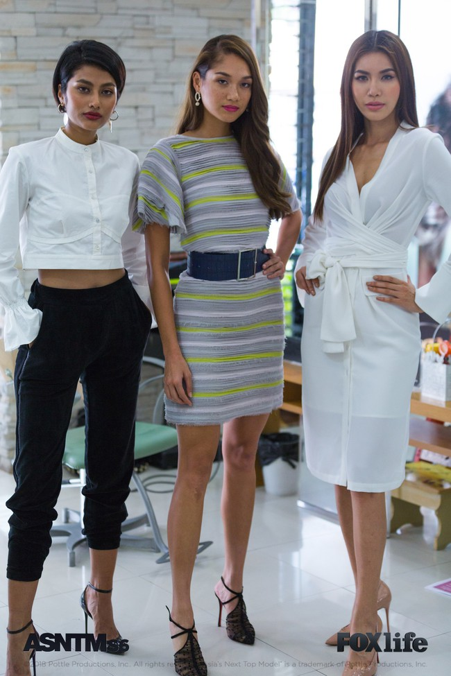 Minh Tú liên tục thất vọng, chê bai các học trò ở Asias Next Top Model - Ảnh 1.