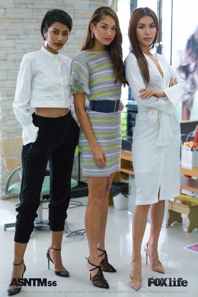Minh Tú liên tục thất vọng, chê bai các học trò ở Asias Next Top Model - Ảnh 2.
