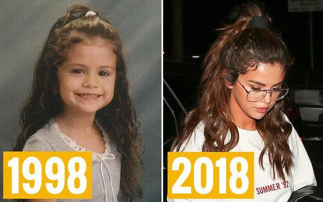 Vẫn biết Selena giỏi hack tuổi nhưng không ngờ siêu tới mức diện lại set đồ năm 11 tuổi vẫn cute hết cỡ - Ảnh 3.