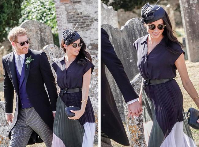 8 kiểu trang phục đơn giản mà sang trọng được Công nương Hoàng gia Anh ưa chuộng, chị em hoàn toàn có thể học lỏm - Ảnh 5.
