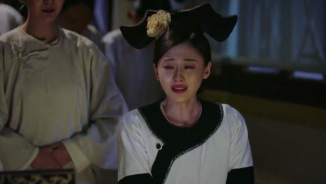 Hoàng hậu - Đổng Khiết chết khán giả cười rần rần, cảnh bi thương mà hài hước chẳng khác nào phim cương thi  - Ảnh 4.