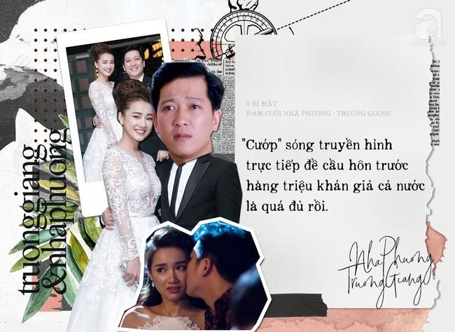 5 bí mật khiến Nhã Phương - Trường Giang phải kín như bưng về đám cưới thế kỷ? - Ảnh 2.