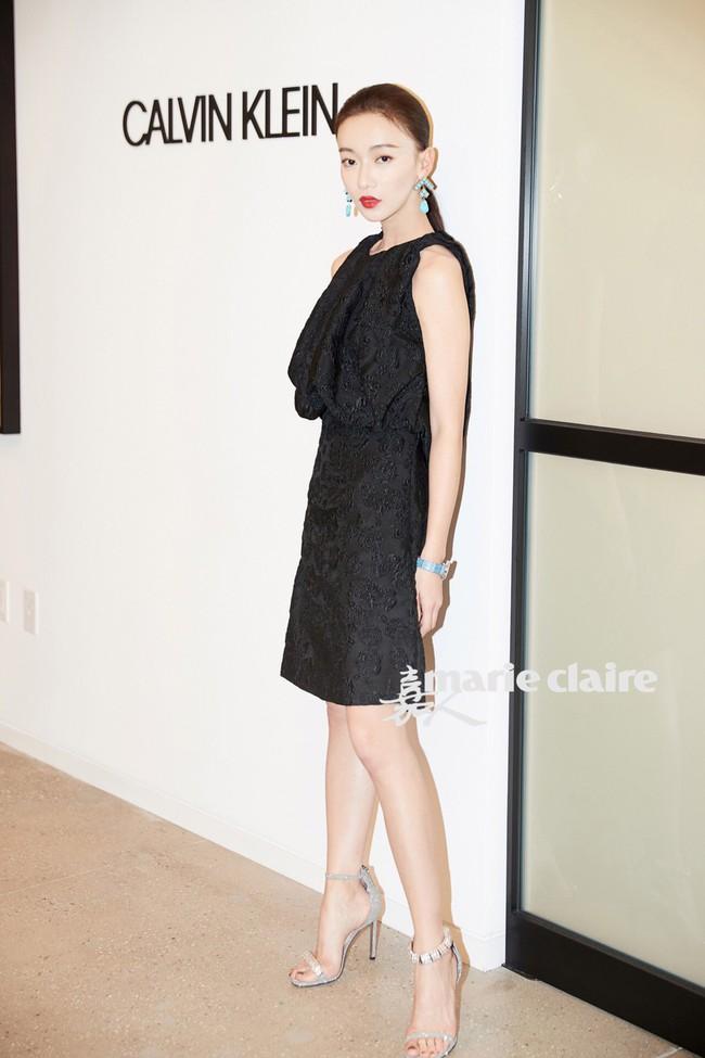 Trong khi Hoắc Kiến Hoa bận làm Càn Long thị tẩm phi tần, Lâm Tâm Như lẻ bóng đi dự show tại Tuần lễ thời trang New York - Ảnh 10.