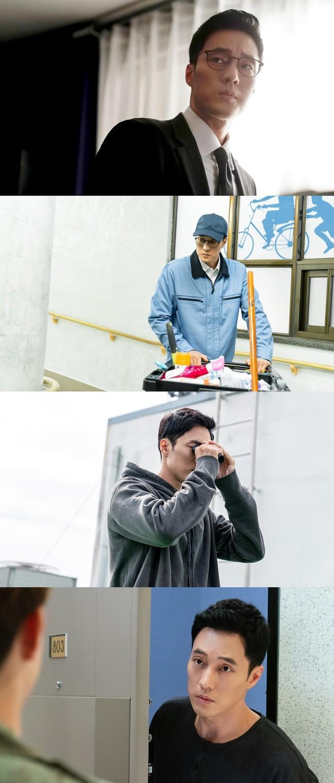 Ngắm nam thần So Ji Sub căng thẳng nhưng vẫn đẹp trai ngời ngời trong teaser phim mới - Ảnh 4.