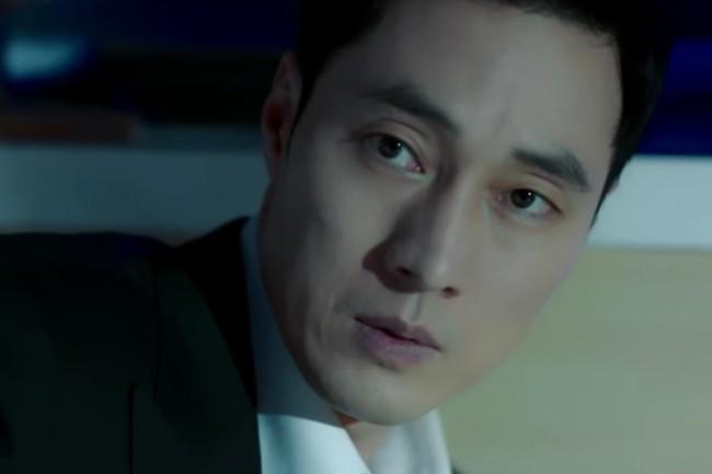 Ngắm nam thần So Ji Sub căng thẳng nhưng vẫn đẹp trai ngời ngời trong teaser phim mới - Ảnh 2.