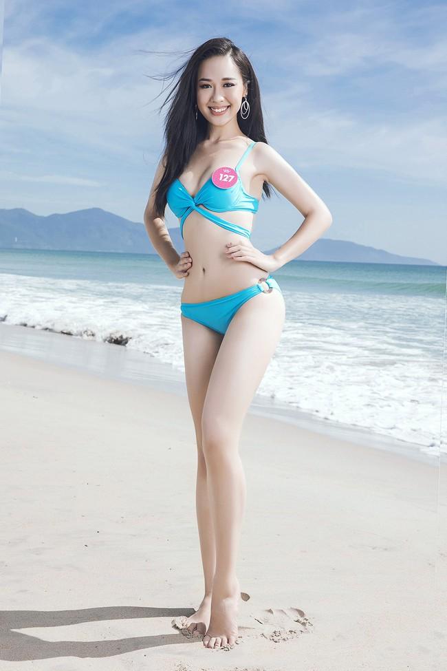Trước thềm chung kết, Hoa Hậu Việt Nam lại tung ảnh bikini nóng bỏng của 43 thí sinh: Ai cũng đẹp lên trông thấy! - Ảnh 15.