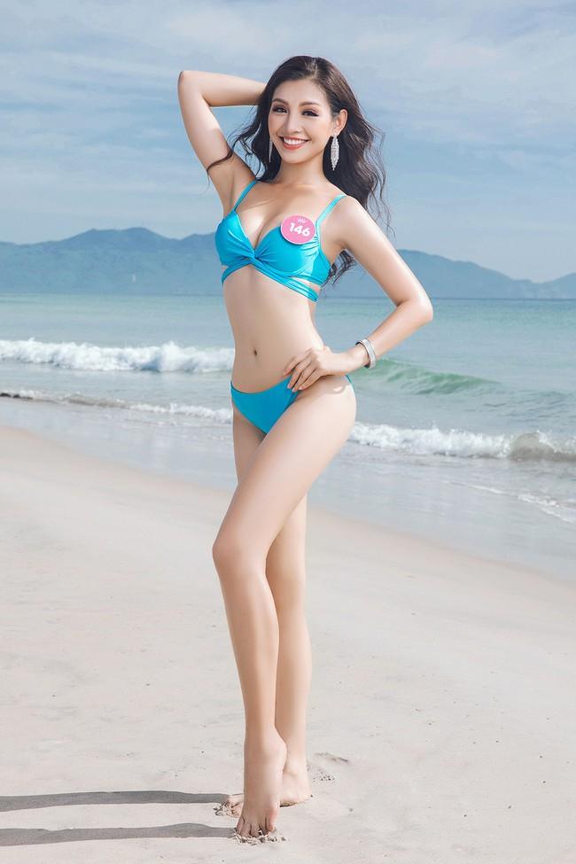 Trước thềm chung kết, Hoa Hậu Việt Nam lại tung ảnh bikini nóng bỏng của 43 thí sinh: Ai cũng đẹp lên trông thấy! - Ảnh 17.