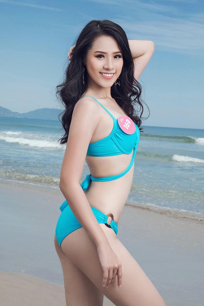 Trước thềm chung kết, Hoa Hậu Việt Nam lại tung ảnh bikini nóng bỏng của 43 thí sinh: Ai cũng đẹp lên trông thấy! - Ảnh 19.