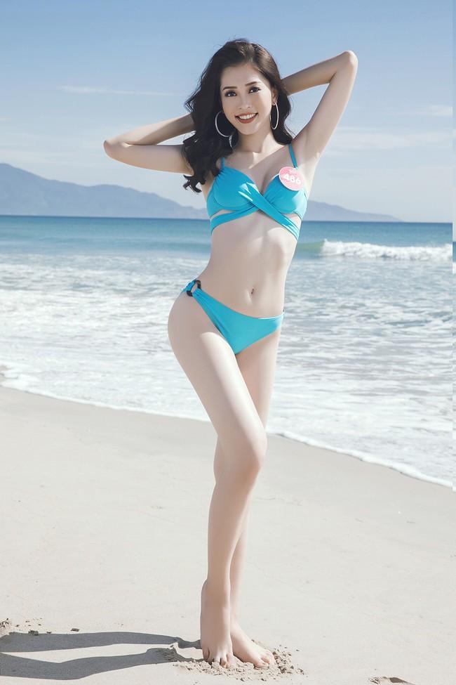 Trước thềm chung kết, Hoa Hậu Việt Nam lại tung ảnh bikini nóng bỏng của 43 thí sinh: Ai cũng đẹp lên trông thấy! - Ảnh 39.
