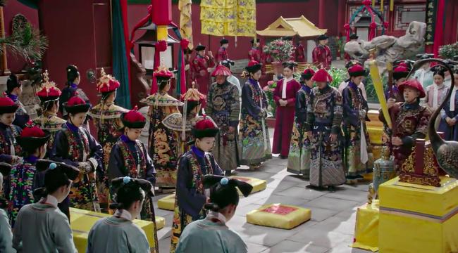 Trước khi lên ngôi Hoàng hậu, Châu Tấn còn được phong làm Hoàng Quý phi hoành tráng thế này  - Ảnh 4.