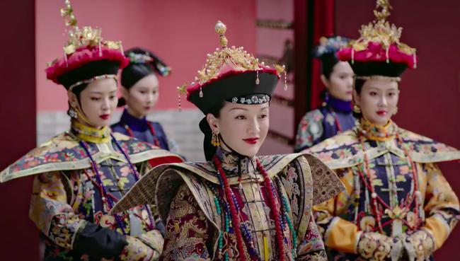 Trước khi lên ngôi Hoàng hậu, Châu Tấn còn được phong làm Hoàng Quý phi hoành tráng thế này  - Ảnh 5.