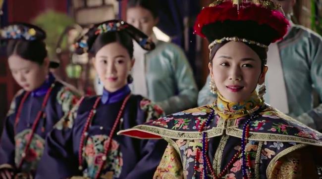 Trước khi lên ngôi Hoàng hậu, Châu Tấn còn được phong làm Hoàng Quý phi hoành tráng thế này  - Ảnh 6.