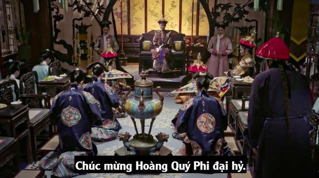 Trước khi lên ngôi Hoàng hậu, Châu Tấn còn được phong làm Hoàng Quý phi hoành tráng thế này  - Ảnh 7.