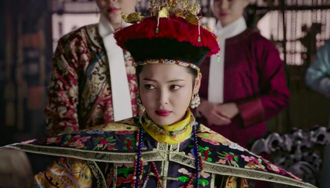 Trước khi lên ngôi Hoàng hậu, Châu Tấn còn được phong làm Hoàng Quý phi hoành tráng thế này  - Ảnh 8.