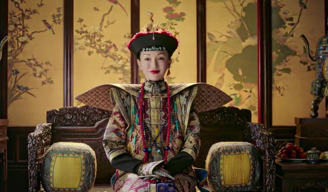 Trước khi lên ngôi Hoàng hậu, Châu Tấn còn được phong làm Hoàng Quý phi hoành tráng thế này  - Ảnh 9.