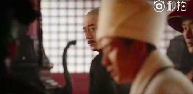 Xuất hiện mỹ nam thầy tu làm dậy sóng Tử Cấm Thành, khiến Càn Long - Hoắc Kiến Hoa ghen tuông đỏ mắt  - Ảnh 9.