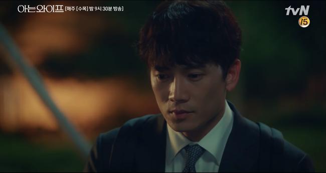 Chỉ vì muốn nói yêu Han Ji Min, Ji Sung suýt gây tai nạn giao thông nghiêm trọng - Ảnh 9.
