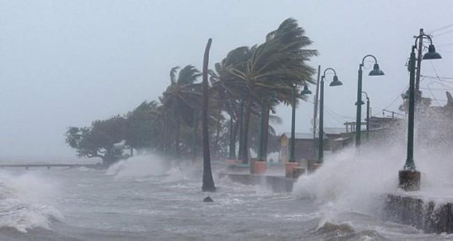 Quảng Ninh được dự báo là tâm điểm siêu bão Mangkhut đổ bộ - Ảnh 1.