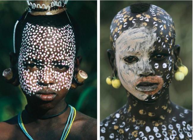Có một nơi trên thế giới, phụ nữ chẳng cần đến đồ trang sức vẫn đẹp tự nhiên và rực rỡ không giống ai như thế này! - Ảnh 7.