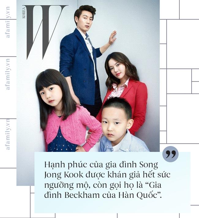 """Song Jong Kook: Quả báo cho """"David Beckham của Hàn Quốc"""" khi bỏ rơi vợ đẹp con xinh để chạy theo bồ nhí - Ảnh 3."""