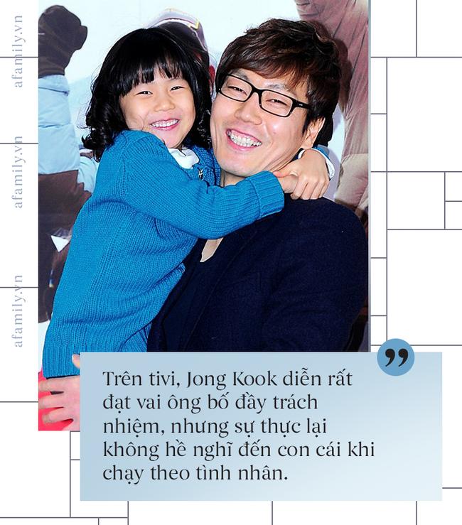 """Song Jong Kook: Quả báo cho """"David Beckham của Hàn Quốc"""" khi bỏ rơi vợ đẹp con xinh để chạy theo bồ nhí - Ảnh 7."""