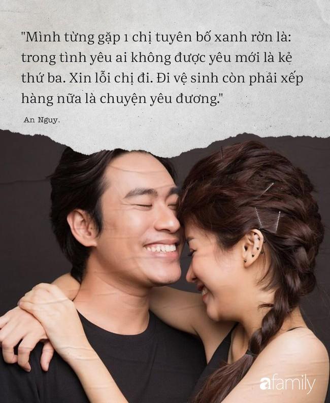 Cát Phượng - Kiều Minh Tuấn - An Nguy: Ôi! Tình yêu! - Ảnh 5.
