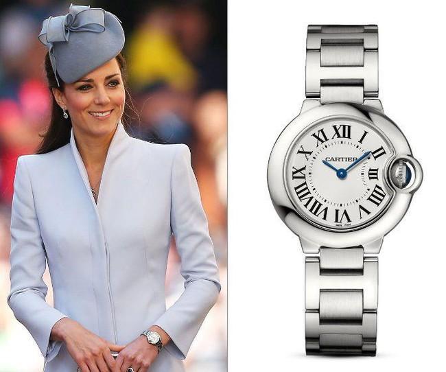 Ẩn sau chiếc đồng hồ mà Kate Middleton thường đeo là bí mật ngọt ngào, liên quan đến cả Công nương Diana - Ảnh 4.