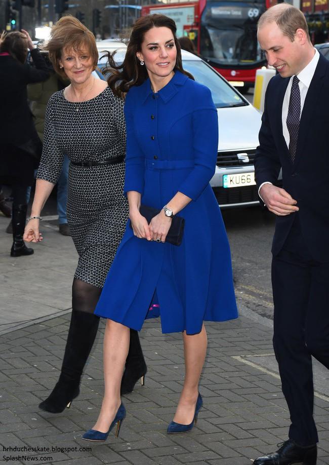 Ẩn sau chiếc đồng hồ mà Kate Middleton thường đeo là bí mật ngọt ngào, liên quan đến cả Công nương Diana - Ảnh 8.