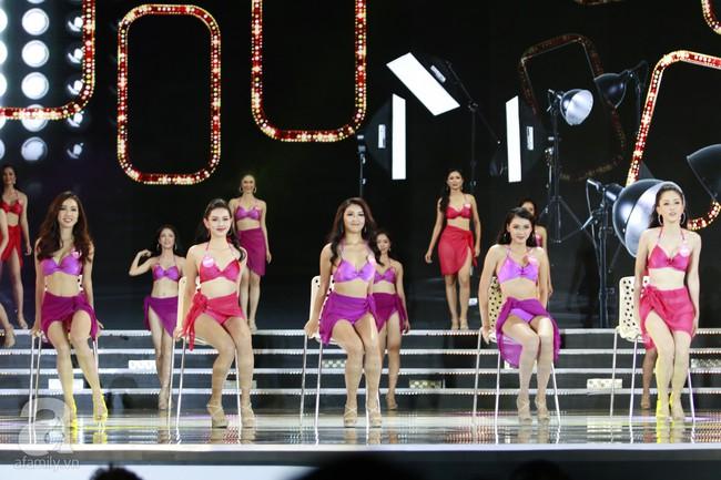 Chung kết HHVN 2018: Top 10 lộ diện gồm nữ tiếp viên hàng không, người đẹp từng nặng 90kg - Ảnh 22.
