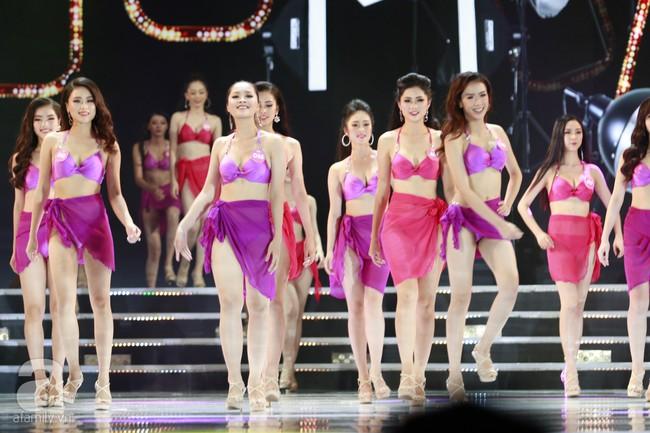 Chung kết HHVN 2018: Top 10 lộ diện gồm nữ tiếp viên hàng không, người đẹp từng nặng 90kg - Ảnh 23.