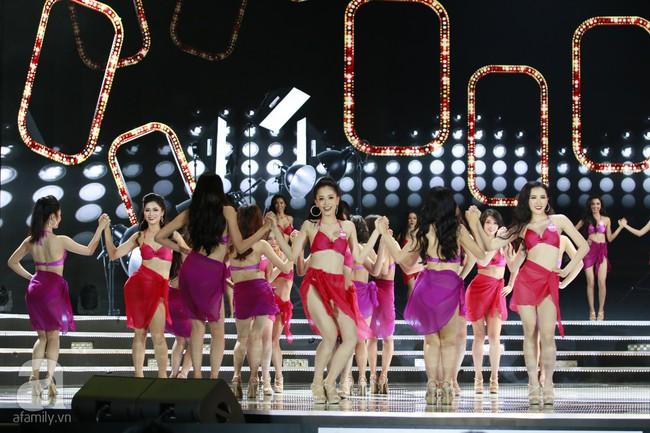 Chung kết HHVN 2018: Top 10 lộ diện gồm nữ tiếp viên hàng không, người đẹp từng nặng 90kg - Ảnh 25.
