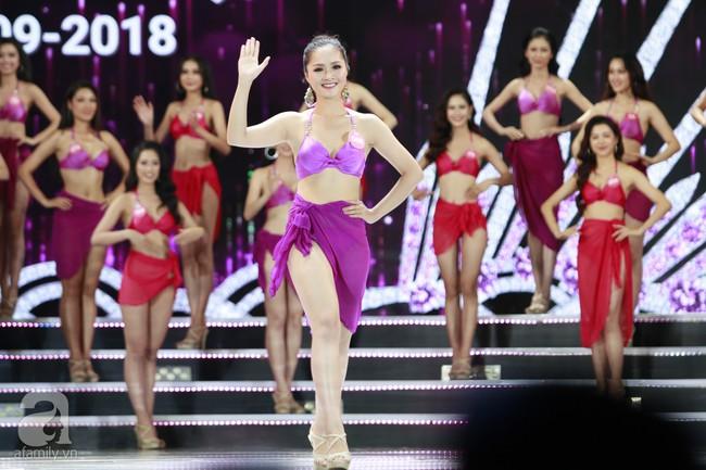 Chung kết HHVN 2018: Top 10 lộ diện gồm nữ tiếp viên hàng không, người đẹp từng nặng 90kg - Ảnh 26.