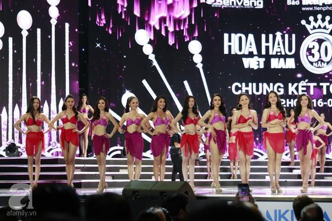 Chung kết HHVN 2018: Top 10 lộ diện gồm nữ tiếp viên hàng không, người đẹp từng nặng 90kg - Ảnh 27.