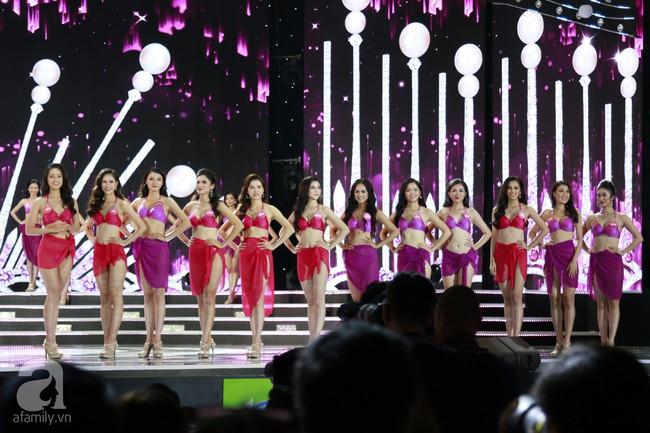 Chung kết HHVN 2018: Top 10 lộ diện gồm nữ tiếp viên hàng không, người đẹp từng nặng 90kg - Ảnh 28.