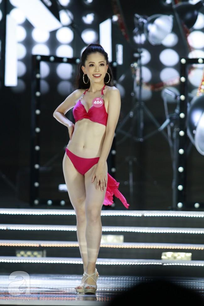 Chung kết HHVN 2018: Top 10 lộ diện gồm nữ tiếp viên hàng không, người đẹp từng nặng 90kg - Ảnh 16.