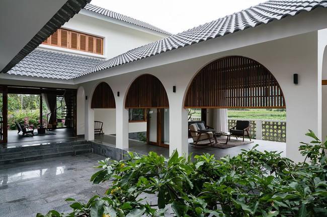 Ngắm ngôi nhà mang tên An Lão, trọn vẹn và đẹp đẽ như tấm lòng của người con dành tặng cho cha mẹ ở Bình Định - Ảnh 7.