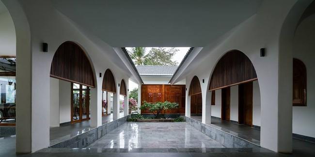 Ngắm ngôi nhà mang tên An Lão, trọn vẹn và đẹp đẽ như tấm lòng của người con dành tặng cho cha mẹ ở Bình Định - Ảnh 5.