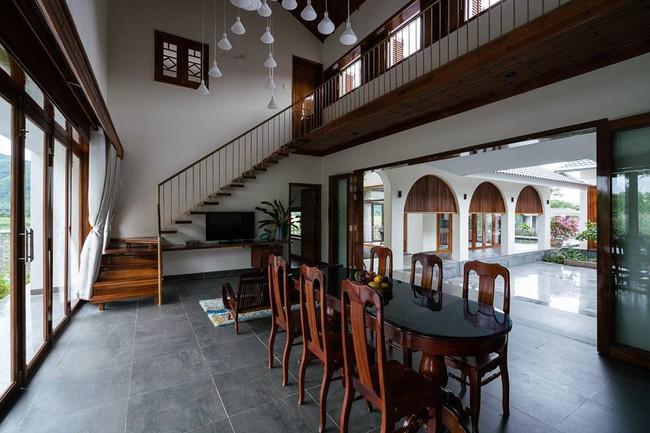 Ngắm ngôi nhà mang tên An Lão, trọn vẹn và đẹp đẽ như tấm lòng của người con dành tặng cho cha mẹ ở Bình Định - Ảnh 18.
