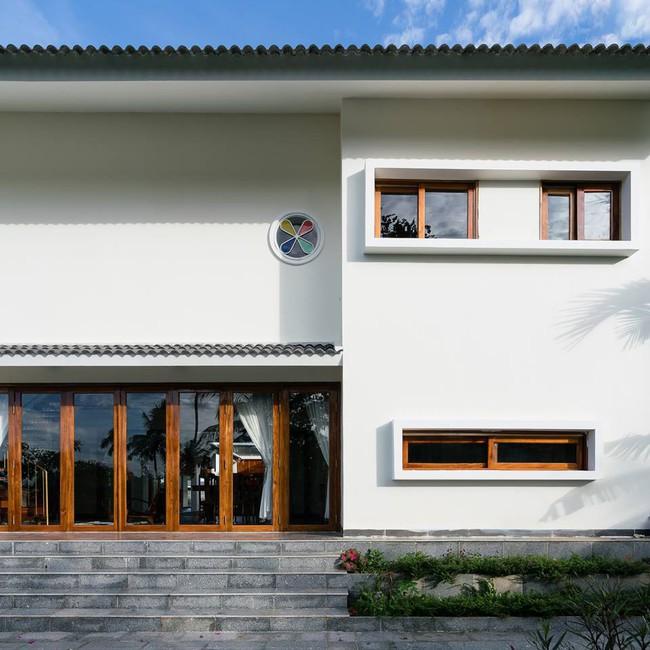 Ngắm ngôi nhà mang tên An Lão, trọn vẹn và đẹp đẽ như tấm lòng của người con dành tặng cho cha mẹ ở Bình Định - Ảnh 4.
