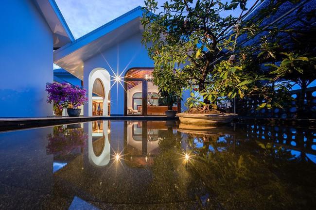 Ngắm ngôi nhà mang tên An Lão, trọn vẹn và đẹp đẽ như tấm lòng của người con dành tặng cho cha mẹ ở Bình Định - Ảnh 9.