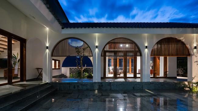 Ngắm ngôi nhà mang tên An Lão, trọn vẹn và đẹp đẽ như tấm lòng của người con dành tặng cho cha mẹ ở Bình Định - Ảnh 8.