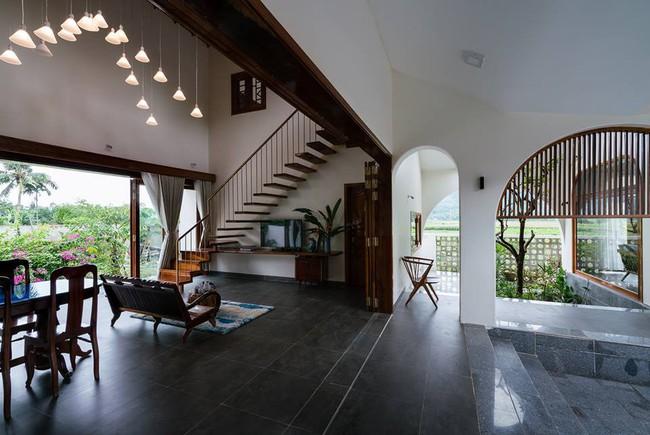 Ngắm ngôi nhà mang tên An Lão, trọn vẹn và đẹp đẽ như tấm lòng của người con dành tặng cho cha mẹ ở Bình Định - Ảnh 11.