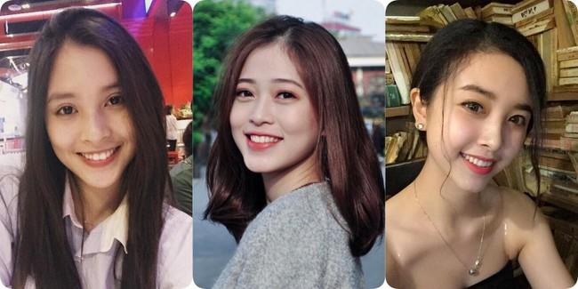 Top 3 Hoa hậu Việt Nam 2018: Ai cũng xinh và có điểm chung này trên khuôn mặt không phải ai cũng nhận ra  - Ảnh 2.